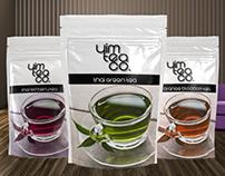 Yim Tea Co. Logo & packaging design