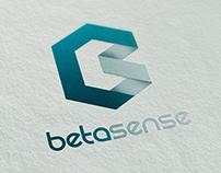 BETASENSE - Logo Design
