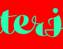 Lettering Letterjuice