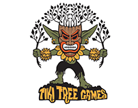 Tiki Tree Games Logo