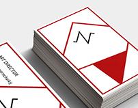 Branding for Art Director (Assignment)