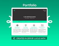UI/UX Designer - Online Portfolio