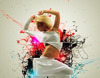 Cartaz Festival de Dança