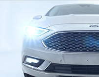 Ford - Fusion Electric