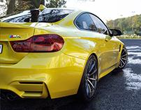 BMW /// CGI