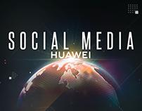 Social Media HUAWEI