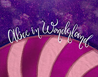 Alice in Wonderland - Book cover
