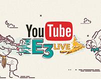 YOUTUBE E3 LIVE