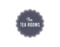 The Tea Rooms brand identity