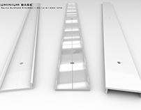 Base for led lighting