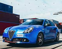 New Giulietta Sport