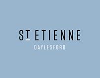 Saint Etienne branding