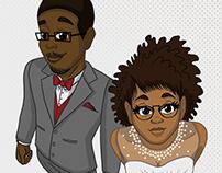 Staci & Marvin Wedding 2017
