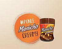 Contenido Digital - Lanzamiento Manicho Creamy