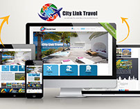City Link Travel website