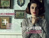Ceylan Ertem 10Sayfa July Cover
