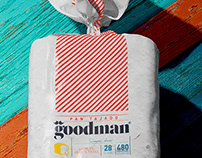 GOODMAN (BRAND IDENTITY AND PACKAGING)