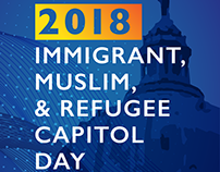 Immigrant, Muslim, & Refugee Capitol Day
