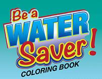 Water Saver Coloring Book