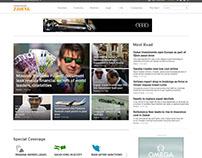 Zawya Website