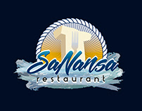 Sanansa Restaurant Logo