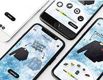 Maqueta Mobile App