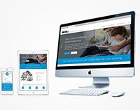 Concept en realisatie website – BOS Groep