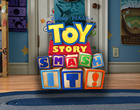 Toy Story UI