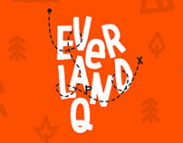 Everland Q Kids Club - Corporate ID Design