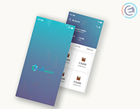 Affiliate Coupon Cashback Mobile App Design