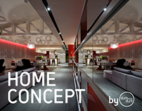 Home Concept by dumdum design