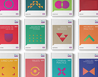 The University of Law – Book design