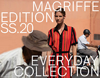 EVERYDAY COLLECTION SS20 | MaGriffe France