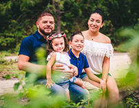 Familia: Anaeli y Roberto