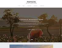 Photoite - Responsive Photography WordPress Theme