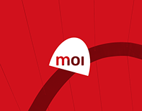 MOI   Brand Identity