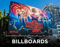 Poster Illustration (Billboards)