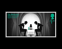 Agatha Christie Stamps
