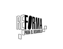 Logo Reforma para el Desarrollo