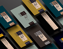7 Architect's Business Card Templates for Sale
