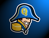 Hockey Logo Design - Quebec Admirals