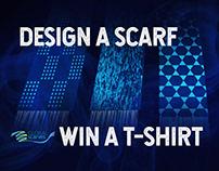 Global Scarves Scarf Design Contest 2018