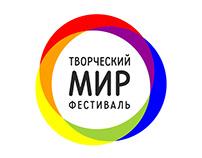 Youth festival logotype