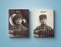 Medine Müdafii Fahrettin Paşa Kapak Çalışması
