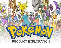 Pokemon Product Exploration
