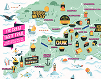 The Great Taste Trail - First Great Western