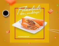 Nippon Restaurante | Mídias Sociais