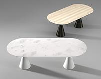 Sancal Pion table - 3d model