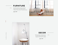 STOOL - Furniture website