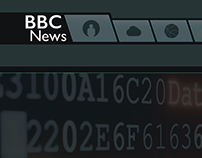 BBC news layout redesign